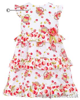 Sarah Louise Girls Dress 010335