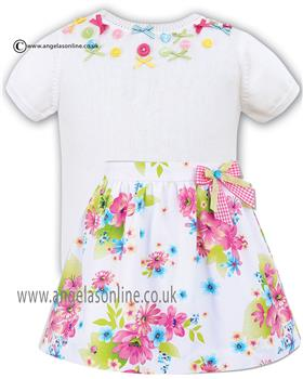 Sarah Louise Girls Knit Top & Skirt 010310/010311