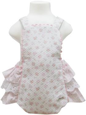 Miranda Baby Girls Bubble Romper 19-0040-3