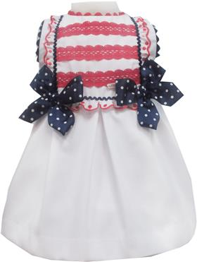 Miranda Baby Girls Dress 19-0167-V