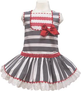 Miranda Girls Dress 19-0265-V