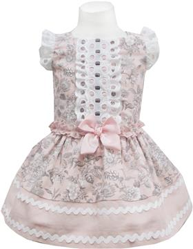 Miranda Girls Dress 19-0256-V