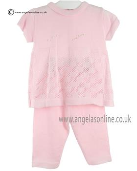 Pex Baby Girls 2Pce B6430 Pink