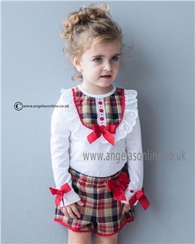 Dolce Petit Girls T Shirt & Short 20-2258-2/20-2258-3