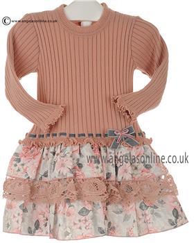 Granlei girls dress 2-1438-16