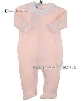 Babidu Baby Girls All in One 18120 Pink