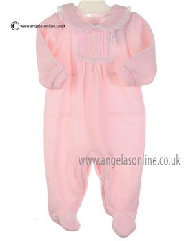 Babidu Baby Girls All in One 19069 Pink
