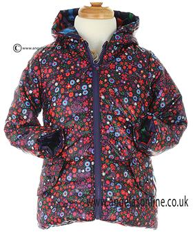 Boboli girls reversible jacket 402163