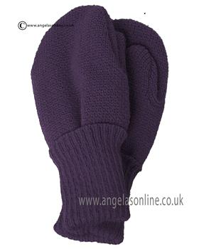 Satila Twiddle Mitt Purple