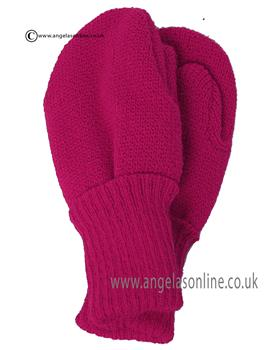 Satila Twiddle Mitt Cerise
