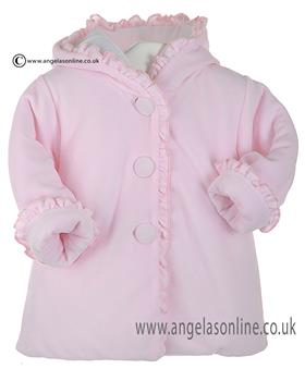 Sardon girls jacket CO1617 Pink