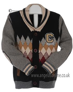 Catimini boys knitted cardigan CI18012