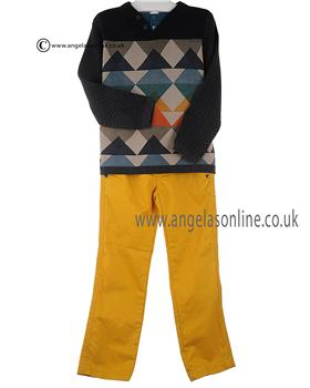 Catimini Boys Jumper & Trouser 18002/22082