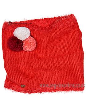 Catimini Girls Snood CI90043 Red