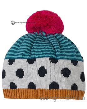 Catimini girls bobble hat CI90003