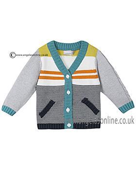 Catimini boys knitted cardigan CI18091