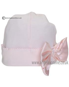 Kate Mack Baby Girls Hat 353BB Pink