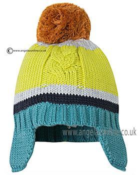 Catimini boys knit bobble hat CI90071
