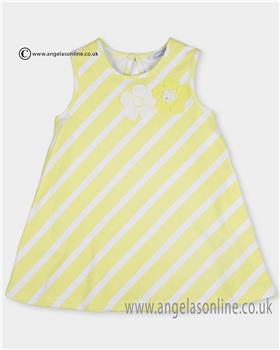Tutto Piccolo girls citrus dress 2247 Lime