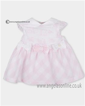 Tutto Piccolo girls dress 2413 Pink