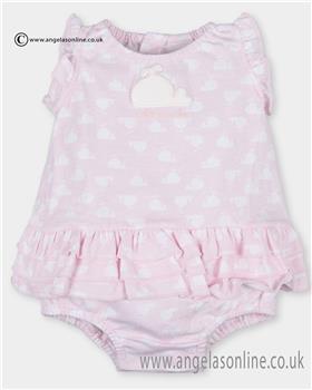 Tutto Piccolo girls dress 2392-17 Pink