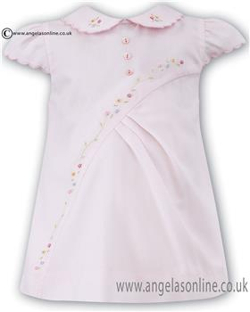 Sarah Louise girls dress 010643 Pink