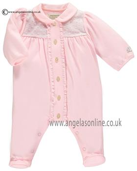 Emile et Rose baby girl all-in-one Keira 1694pp Pink