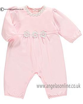 Emile Et Rose girls all-in-one Keela 1705pp Pink