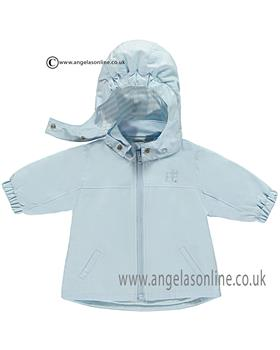 Emile et Rose boys jacket kody 9258pb Pale Blue