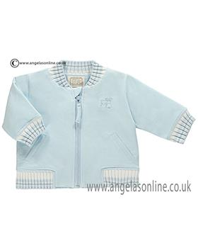 Emile et Rose boys bomber jacket Kurt 9263pb Pale Blue