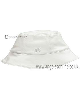 Emile et Rose jersey hat Geoffrey 4738wh white