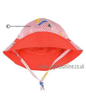 Catimini baby girls sunhat CJ90001 Coral