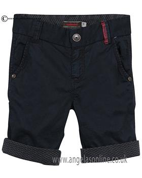 Catimini boys shorts CJ25022 Navy