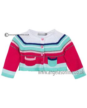 Catimini girls cardigan CJ18111