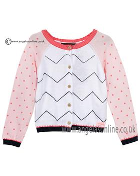 Catimini girls cardigan CJ18033
