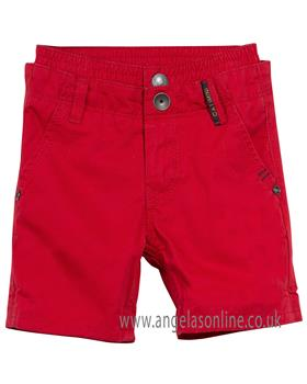 Catimini boys bermuda shorts CJ25082 Red