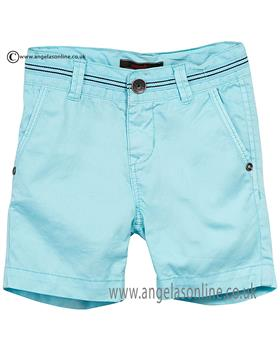 Catimini boys shorts CJ25062 Turquoise