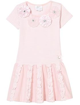 S&D Le Chic girls dress C6115820 Pink