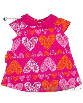 Agatha Ruiz baby girls dress 3491-17