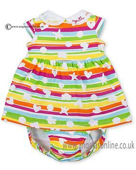 Agatha Ruiz baby girls dress 3494-17