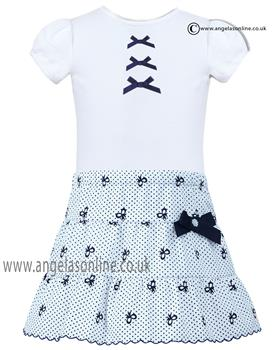 Sarah louise girls top & skirt set 010805-010824