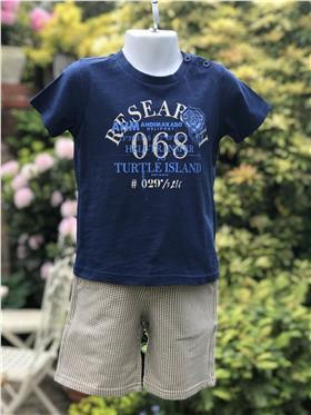 I Do boys T shirt and short S714-S730