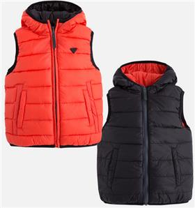 Mayoral baby boys gilet 4431-17 Orange