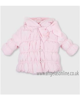 Tutto Piccolo girls anorak 3548-17 Pink