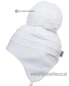 Satila Hat Hillock White