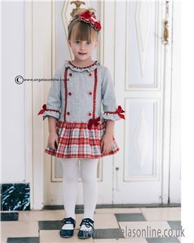 Dolce Petit Girls Dress 22-2240-V