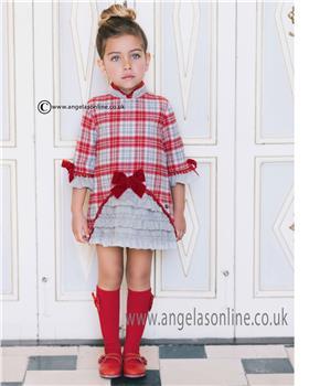 Dolce Petit Girls Dress 22-2241-V