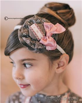Dolce Petit girls headband 22-2247-D-17