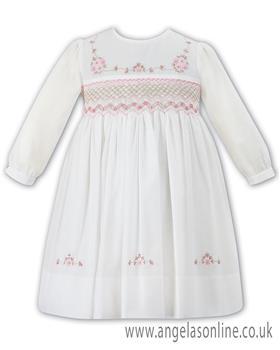 Sarah Louise girls dress 010900 IV-PK