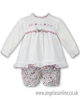 Sarah Louise girls two piece winter outfit 010989-17
